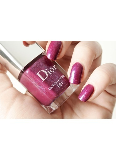 Dior Dior Vernis Nail Lacquer 891 Diorcelestial Oje Mor